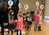 Purim Carnival with Puppets