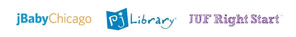 jBaby Chicago, PJ Library, JUF Right Start